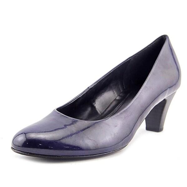 Gabor 95.200 Women Round Toe Synthetic Blue Heels