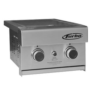 Barbeques Galore Turbo Dual Side Burner