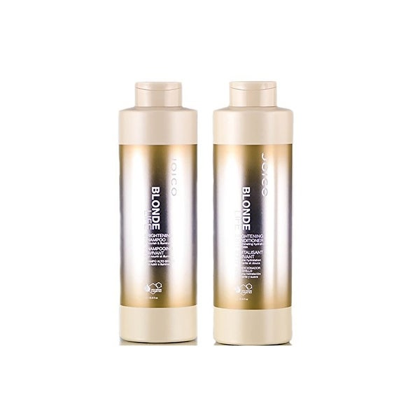 Joico Blonde Life Brightening Shampoo and Conditioner 33.8 Oz Combo Pack