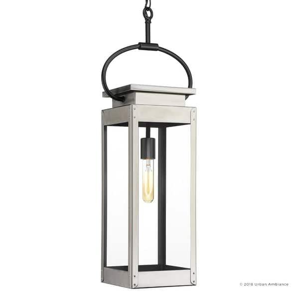 Outdoor Pendant Light 27 375 H