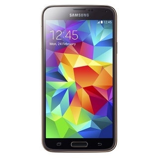 Samsung Galaxy S5 G900A 16GB AT&T Unlocked GSM Phone w/ 16MP Camera - Gold (Refurbished)