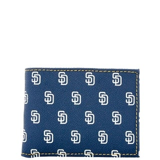 Dooney & Bourke MLB Padres Credit Card Billfold (Introduced by Dooney & Bourke at $68 in Jul 2015)