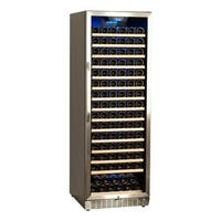 EdgeStar CWR1661SZ 23 Inch Wide 166 Bottle Built-In Wine Cooler