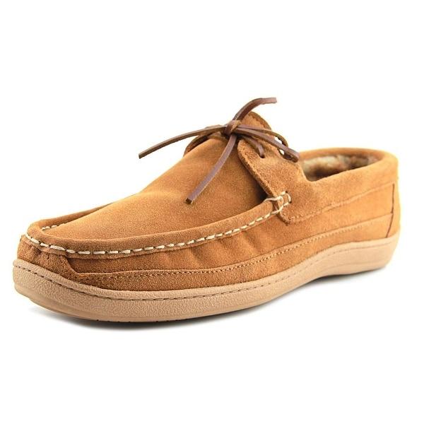 Clarks 1 Eye Moc Slip On Tan Loafers