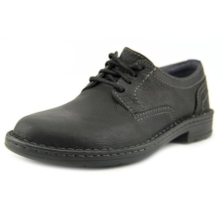 Clarks Narrative Kyros Plain Round Toe Leather Oxford