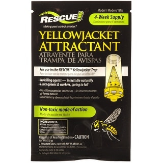Rescue YJTA-DB36 Yellow Jacket 4 Week Attractant