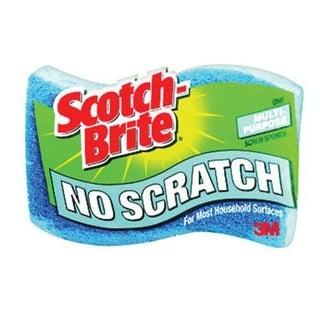 """3M 521 Scotch-Brite Scrub Sponge, 4.5"""" x 2.75"""" x 0.50"""""""