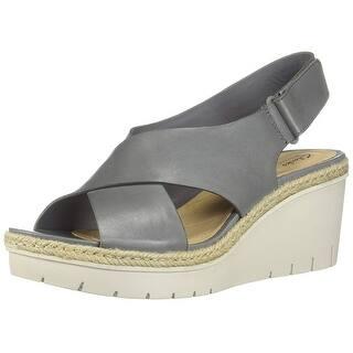 ac6aff550580 Buy Black Clarks Women s Sandals Online at Overstock