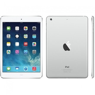 Apple iPad Mini 2 with Retina Display (32 GB, Wi-Fi, Silver)(Refurbished)