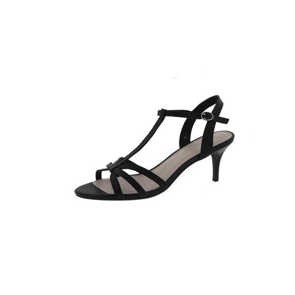 Seychelles Womens Dress Sandals Leather T Strap - 10 medium (b,m)