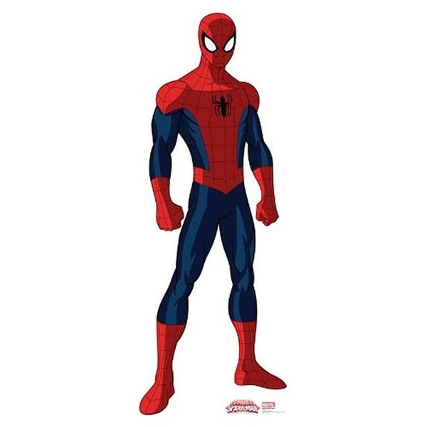 Advanced Graphics 1592 Spider-Man01 - Ultimate Spider-Man