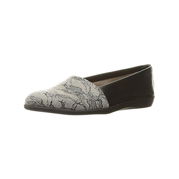 Aerosoles Womens Trend Setter Loafers Leather