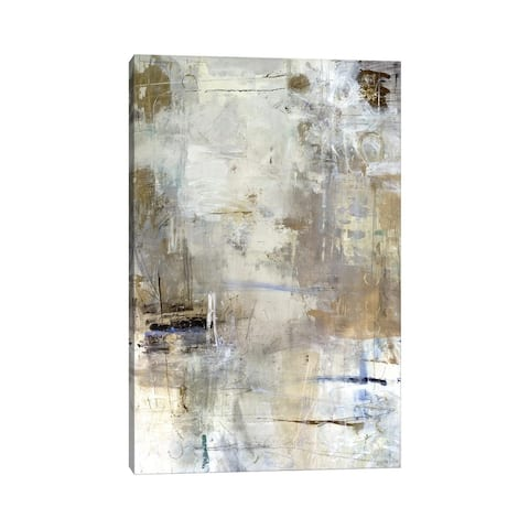 "iCanvas ""Asking for White"" by Julian Spencer Canvas Print"