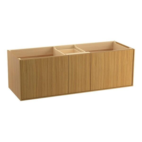 "Kohler K-99548 Jute 60"" Vanity Cabinet Only - Wall Mounted / Floating Installation Type"