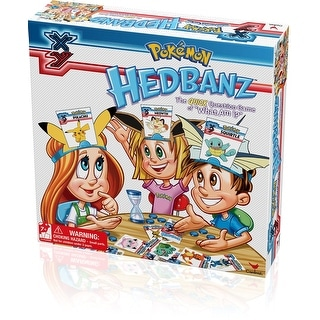 Pokemon XY Hedbanz Card Game