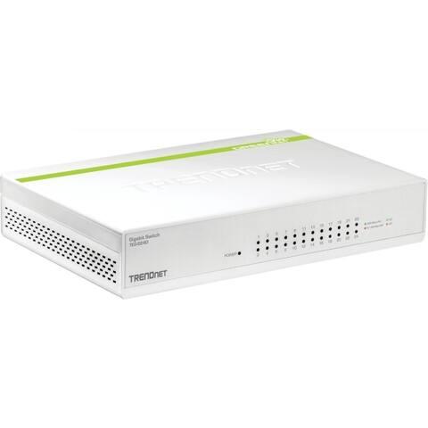 Trendnet teg-s24d greennet 24 port gigabit switc