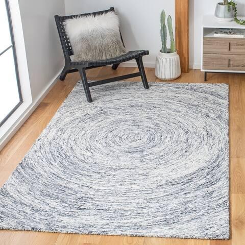 Safavieh Handmade Ikat Jaycie Modern Wool Rug