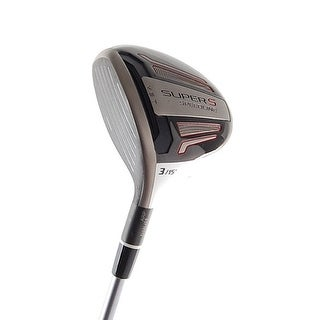 New Adams Speedline Super S 3-Wood 15* Matrix Radix Stiff Flex LEFT HANDED