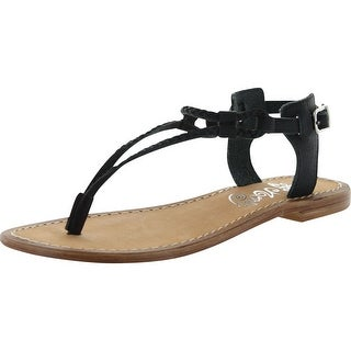 Naughty Monkey Womens Roxanne Sandals