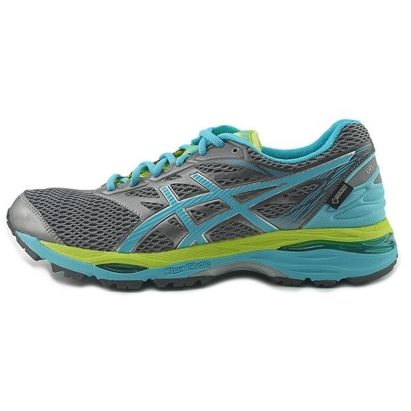 Asics Gel Cumulus 18 G TX Round Toe Synthetic Running Shoe