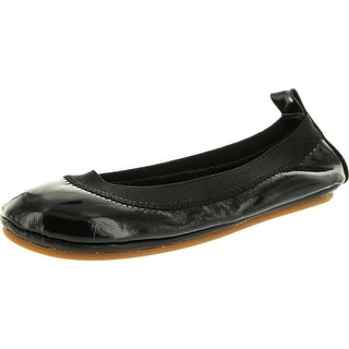Yosi Samra Girls Foldable Ballet Flats Shoes