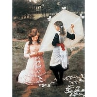 ''The Kite'' by John Morgan Museum Art Print (28 x 22 in.)