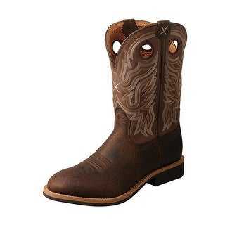 Shop Twisted X Western Boots Mens 12 Quot Shaft Foam Leather