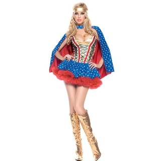 Plus Size Hoty Hero Girl Costume, Plus Size Superhero Costume For Women