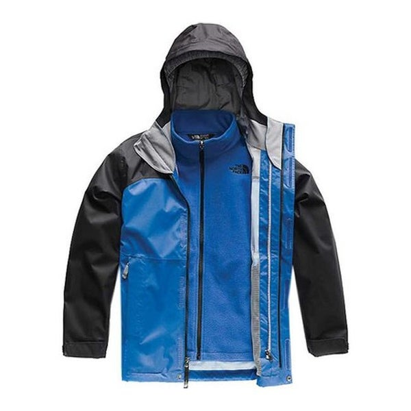 7e9743204 The North Face Boys' Vortex Triclimate Jacket Turkish Sea
