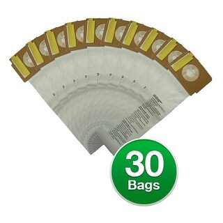 Replacement Vacuum Bag for Sanitaire SC9180B Commercial Upright Vacuum Model 6-pk