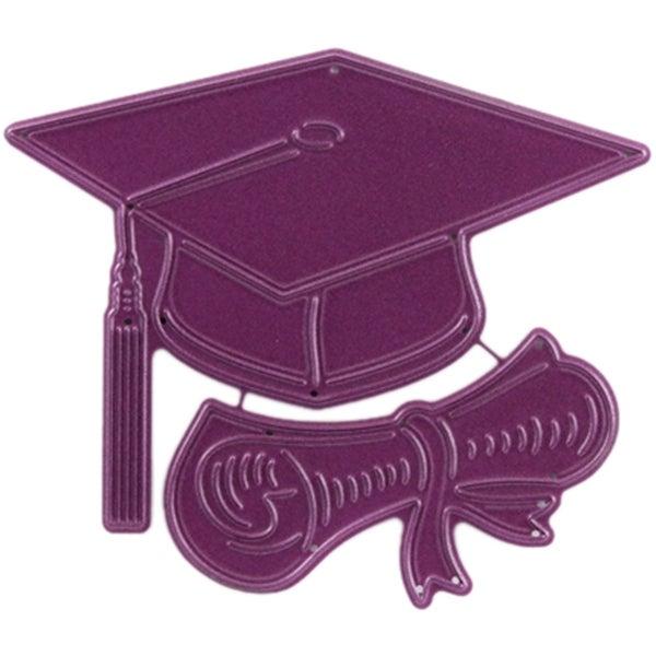 "Cheery Lynn Designs Die-Graduation, 3""X1.625"""