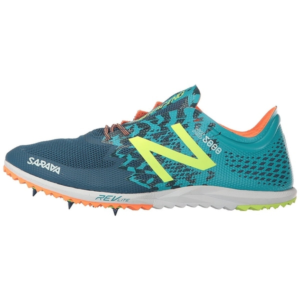 New Balance Womens wxc5000n Fabric Low Top Lace Up Running Sneaker