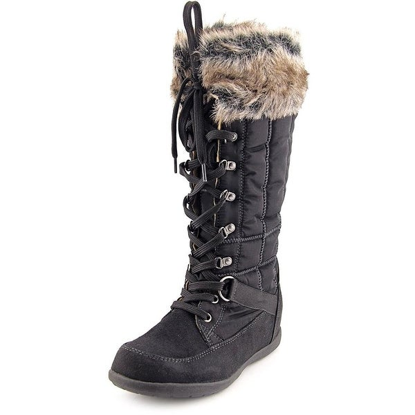 Zigisoho Madalyn Winter Snow Boots - Black - 7.5