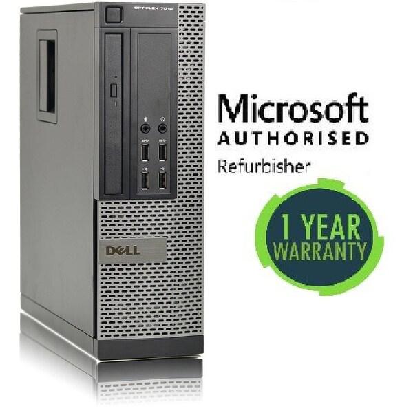 Dell 7010 SFF, intel i5 3470 3.2GHz, 8GB, 120GB SSD, W10 Pro