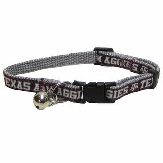 Texas A&M University Cat Collar