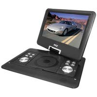 "Pyle 14"" Portable TFT/LCD Monitor with DVD"