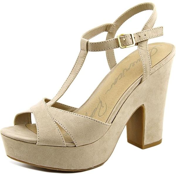 db4ac0879785 Shop American Rag Jamie Women Open Toe Synthetic Platform Sandal ...