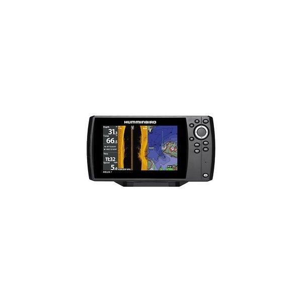 Humminbird Helix 7 Chirp SI/GPS G2N Combo 410340-1 Helix 7 Chirp SI/GPS G2N  Combo