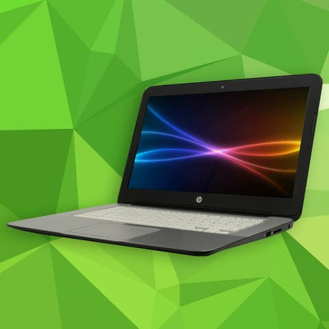 HP Chromebook J2L42UA Laptop Intel Celeron 2GB RAM 16GB SSD Chrome Grade B