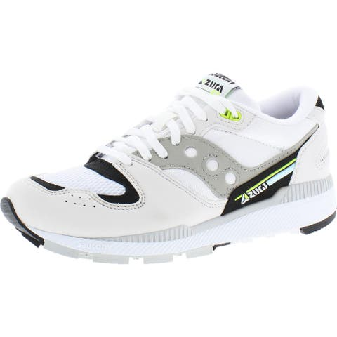 Saucony Womens Azura Running Shoes Performance Workout - White/Grey
