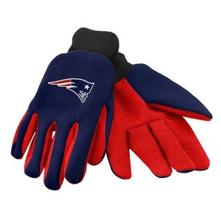 Forever Collectibles New England Patriots Work - Utility Gloves Work or Utility Gloves
