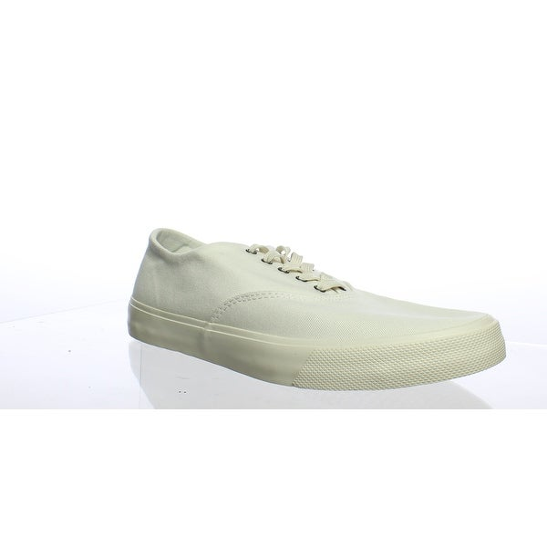 39cdca95fb22 Shop Sperry Top Sider Mens Captains Cvo White Fashion Sneaker Size ...