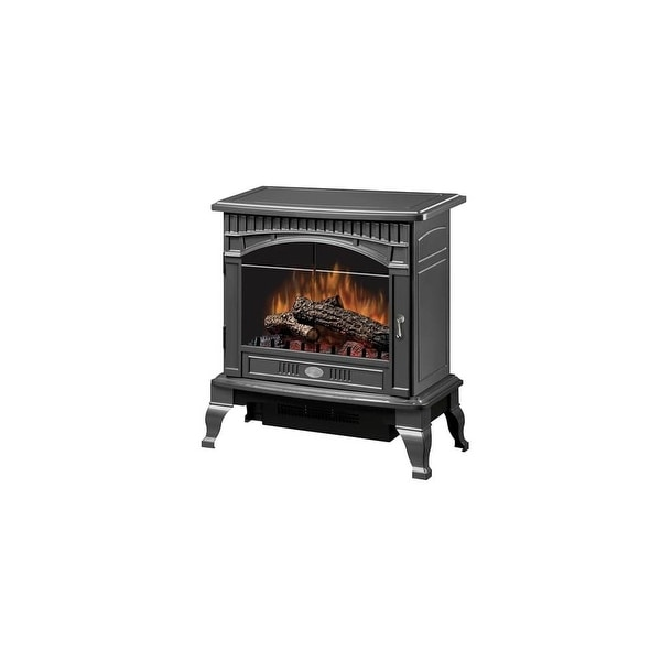 Dimplex DS5629 1500 Watt 4,915 BTU Free Standing Fireplace with Built-In  Thermos