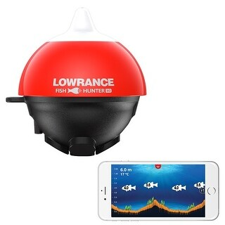 Lowrance 000-14240-001 FishHunter 3D Castable Sonar With WiFi