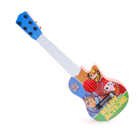 Paw Patrol 21 Inch Mini Guitar in Blue