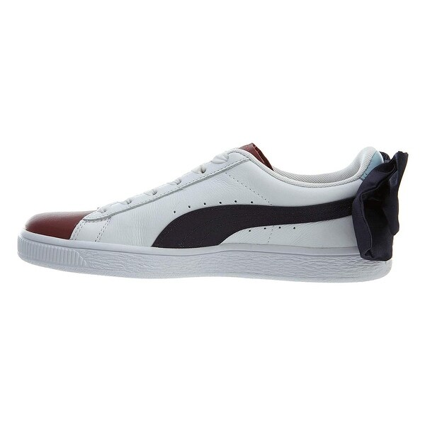 Shop PUMA Women's Suede Bow WN's Sneaker Free Shipping On