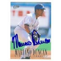 Shop Mariano Rivera Autographed New York Yankees Oml Baseball Last