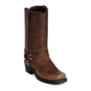 Durango Boot Men's DB594 11 Gaucho Distress Leather