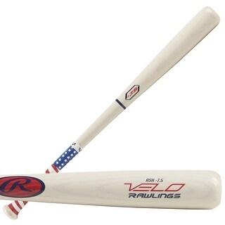 "Rawlings Velo Youth -7.5 2-1/4"" Barrel Ash Wood Bat (30""/27 oz)"