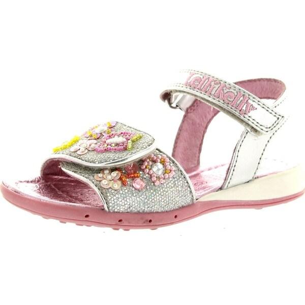 Lelli Kelly Girls Lk7501 Fashion Sandals - Silver